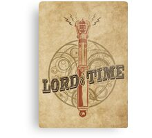 Steampunk Sonic Screwdriver Metal Print