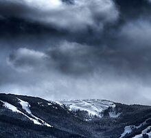 Colorado Ski Resorts by jesseridler