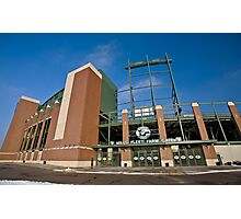 Lambeau Field Green Bay Wisconsin Photographic Print