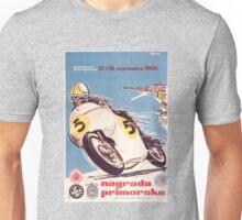 Vintage Motorcycle Racing Unisex T-Shirt
