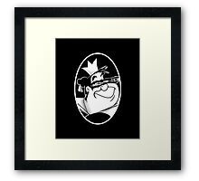 God Save the Queen of Hearts Framed Print