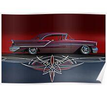 1957 Oldsmobile Custom Studio 2 Poster
