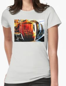 This Beer Makes Me Awesome Womens Fitted T-Shirt