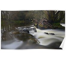 Dartmoor: The River Teign Poster