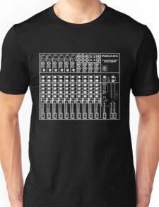 Mixing / sound board (Black) Unisex T-Shirt