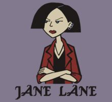 Jane Lane Daria by Chris Rozell