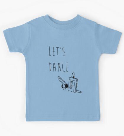 Let's Dance - Footloose Kids Tee