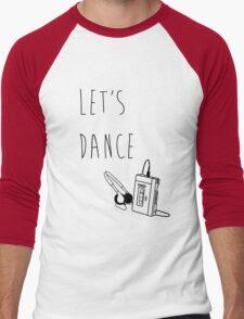 Let's Dance - Footloose Men's Baseball ¾ T-Shirt