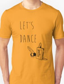Let's Dance - Footloose Unisex T-Shirt