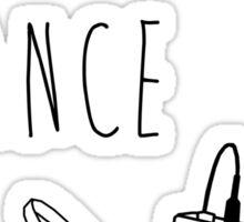 Let's Dance - Footloose Sticker