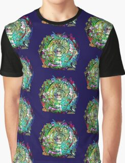 A BUSY PLANET ! Graphic T-Shirt