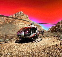 Canyon Chopper  by Rob Hawkins