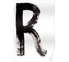 Macromannic Runes R Rehit 001 Poster