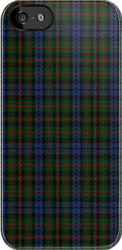 01242 Darkside Daughter Fashion Tartan Fabric Print Iphone Case by Detnecs2013
