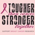 Tougher than cancer. Stronger together. by Jeri Stunkard