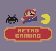 Retro Gaming Kids Clothes