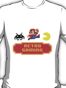 Retro Gaming T-Shirt