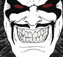 Lobo Bite Me Fanboy  DC comics  Sticker
