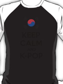 Keep calm and K-pop T-Shirt