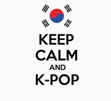 Keep calm and K-pop Unisex T-Shirt
