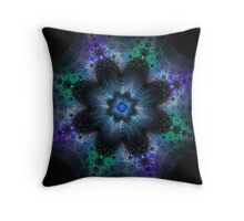Celtic Star Throw Pillow
