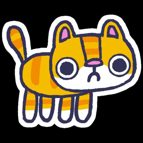 Jonesy the hackycat by hackycat