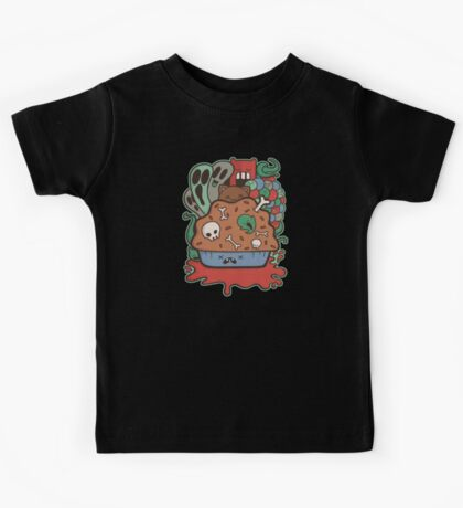 Muffin of Death Kids Tee