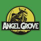 Angel Grove: Dragonzord by BiggStankDogg
