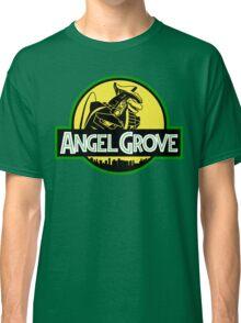 Angel Grove: Dragonzord Classic T-Shirt
