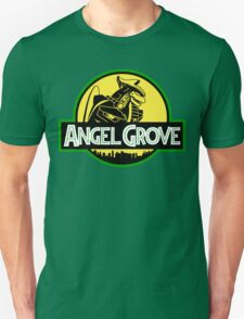 Angel Grove: Dragonzord T-Shirt