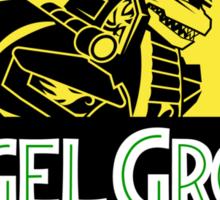 Angel Grove: Dragonzord Sticker