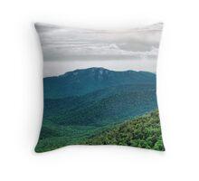 Old Rag Mountain Throw Pillow