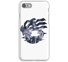 Giratina used shadow force iPhone Case/Skin