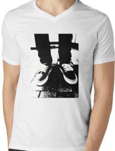 Shoe Mens V-Neck T-Shirt