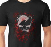 Rainbow Dash Grim Dark  Unisex T-Shirt