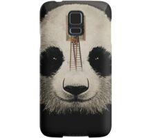 Panda window cleaner 03 Samsung Galaxy Case/Skin