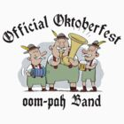 Oktoberfest Oom Pah Band by HolidayT-Shirts