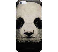 panda eyes 02 iPhone Case/Skin