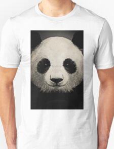 panda eyes 02 Unisex T-Shirt