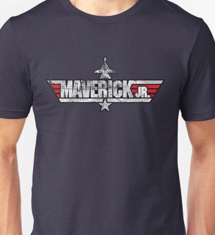 Custom Top Gun Style - Maverick Jr (Ver B) Unisex T-Shirt