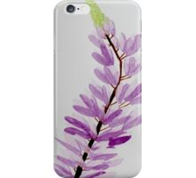 Where the purple Lupine grows. iPhone Case/Skin