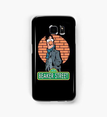 Beaker Street Samsung Galaxy Case/Skin
