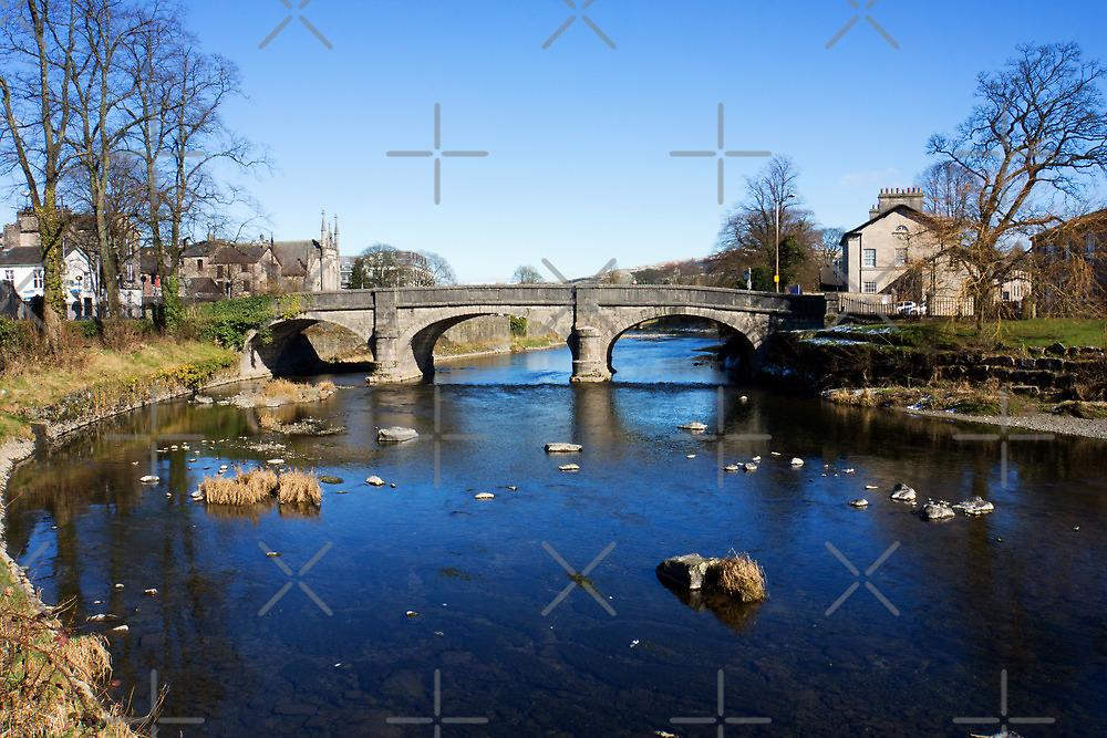 Miller Bridge at Kendal by Tom Gomez
