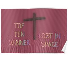 Banner - LIS - Top Ten Winner Poster