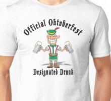 Oktoberfest Designated Drunk Unisex T-Shirt