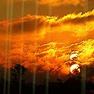 The Sunset Of The Two Suns by Fara