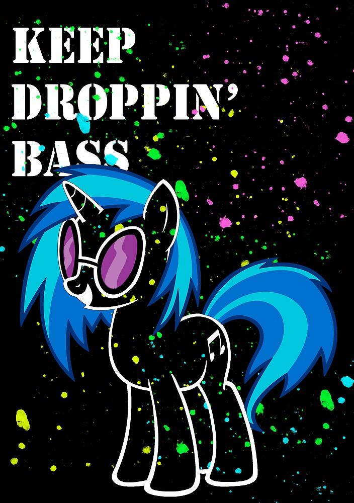 Vinyl - Keep Droppin' by Cptspas