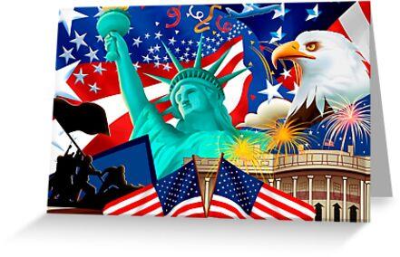 America by Brigitta Frisch