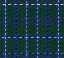 01250 Blue Ming Blaze Fashion Tartan Fabric Print Iphone Case by Detnecs2013