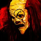 Evil Clown HHW by Brandon Batie
